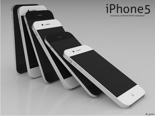 Capture d'écran 2011 07 11 à 01.26.07 Un nouveau concept dun iPhone 5 plus fin, avec un écran 4 et Facetime HD