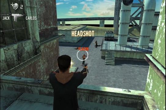Capture d'écran 2011 07 12 à 15.16.01 Un nouvelle vidéo pour le jeu 9mm par Gameloft