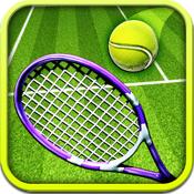 Capture d'écran 2011 07 18 à 01.44.50 [Test] Pro Tennis Volley   Un jeu de tennis darcade divertissant (0,79€)