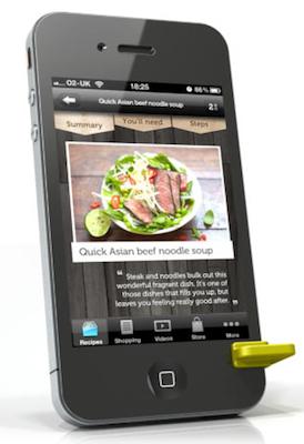 Capture d%E2%80%99%C3%A9cran 2011 07 29 %C3%A0 16.31.36 2 Piolo à gagner   Un mini support pour iPhone 4 ultra pratique (4,50€)