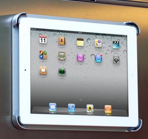 Capture d%E2%80%99%C3%A9cran 2011 07 31 %C3%A0 18.30.32 [Test] FridgePad   Un support magnétique pour fixer son iPad sur son Réfrigirateur