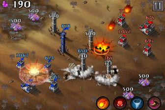 Castle wars [EDIT] Les bons plans de lApp Store ce mercredi 6 juillet 2011