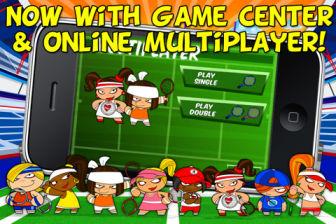 ChopChop Tennis Les bons plans de lApp Store ce mardi 19 juillet 2011