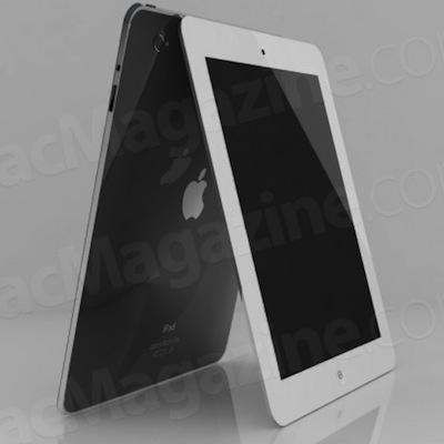 Concept iPad3 3 Un nouveau concept pour un iPad 3 encore plus fin avec une caméra 5Mpx et un Flash LED