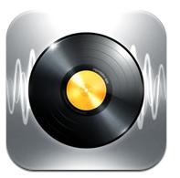 Djay Logo Lapplication musicale Djay en grosse promotion (0,79€)