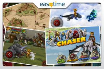 Dragon chaser [MÀJ] Les bons plans de lApp Store ce lundi 25 juillet 2011
