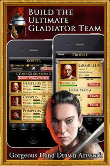 Epical gladiator [MÀJ] Les bons plans de lApp Store ce samedi 30 juillet 2011
