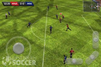 First touch soccer [Màj] Les bons plans de lApp Store ce mercredi 13 juillet 2011