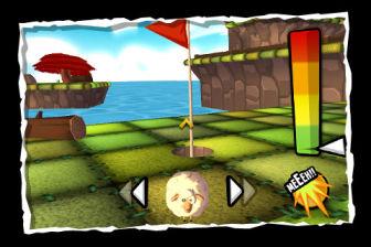 Fluffy Golf [EDIT] Les bons plans de lApp Store ce mercredi 6 juillet 2011