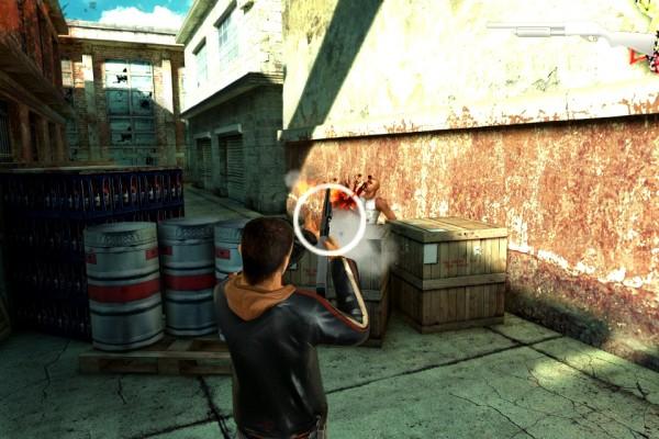 Fusil pompe 9mm Un nouvelle vidéo pour le jeu 9mm par Gameloft