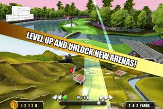 Golf battle 3D [Màj] Les bons plans de lApp Store ce dimanche 10 juillet 2011