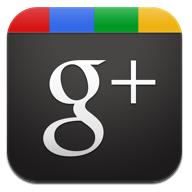 Google + Logo Mise à jour de Google Plus, désormais compatible iOS 5 !