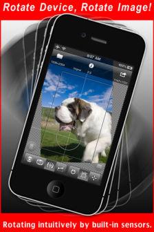 Gyro cropper [MÀJ] Les bons plans de lApp Store ce mardi 26 juillet 2011