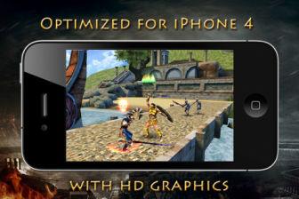 Heroe of sparta 2 [MÀJ] Les bons plans de lApp Store ce vendredi 22 juillet 2011