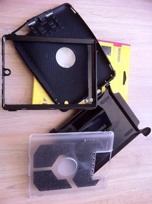 IMG 0338 [Test] Otterbox Defender pour iPad 2   Une coque intégrale associant beauté, protection et facilité