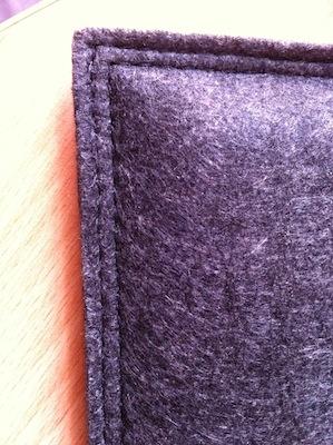 IMG 0364 1 Novodio Feather Sleeve pour iPad à gagner   Une housse en feutrine luxueuse ! (14,90€)