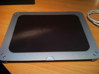 IMG 0400 [Test] FridgePad   Un support magnétique pour fixer son iPad sur son Réfrigirateur