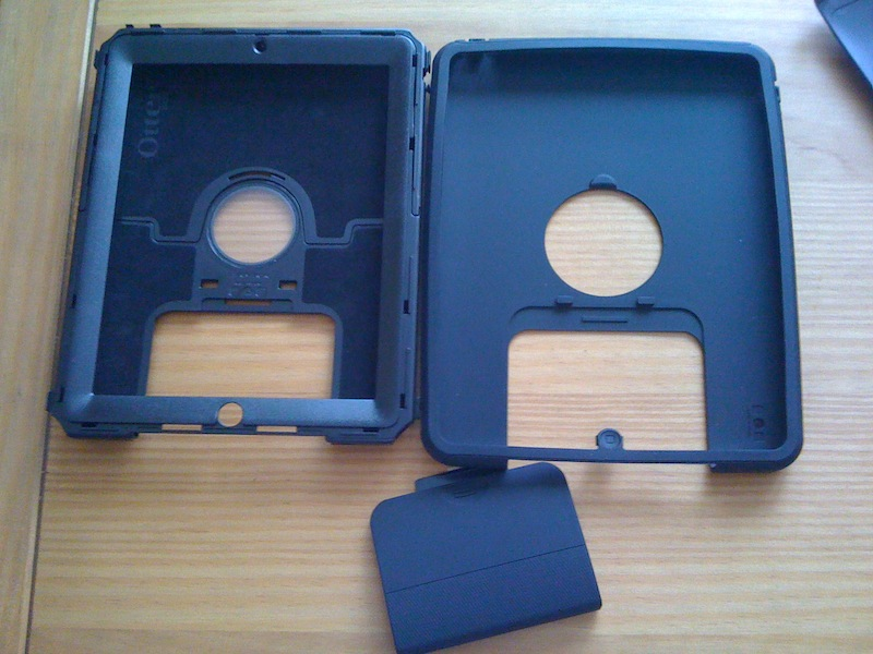 IMG 17241 Tests des Coques Defender pour iPad, iPhone, et iPod Touch
