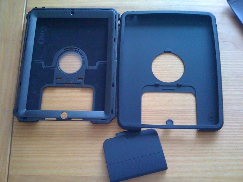 IMG 17241 Tests des Coques Defender pour iPad, iPhone, et iPod Touch
