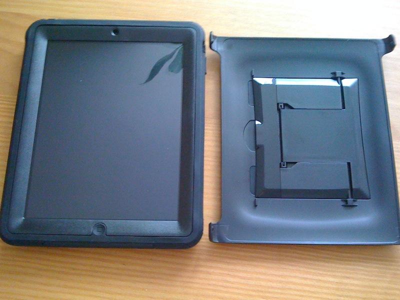 IMG 1731 Tests des Coques Defender pour iPad, iPhone, et iPod Touch