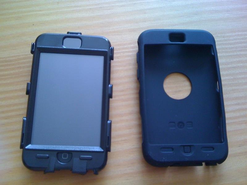IMG 1765 Tests des Coques Defender pour iPad, iPhone, et iPod Touch