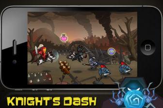 Knights dash [Màj] Les bons plans de lApp Store ce mercredi 13 juillet 2011