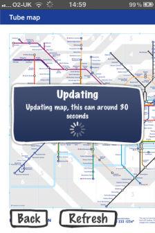London tubes Les bons plans de l'App Store ce vendredi 29 juillet 2011