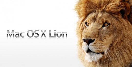 Mac OSx Lion Mac OSX Lion arriverait finalement ce mercredi