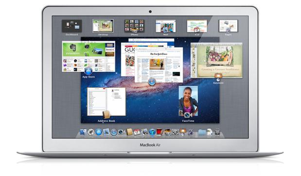 Macbook Air Lion Max OSX Lion et les nouveaux Macbook Air pour cette semaine ?