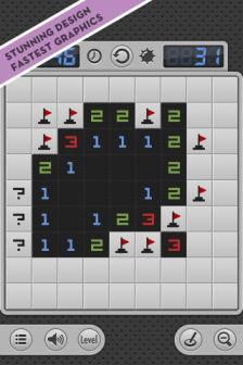 Minesweeper Les bons plans de lApp Store ce vendredi 8 juillet 2011
