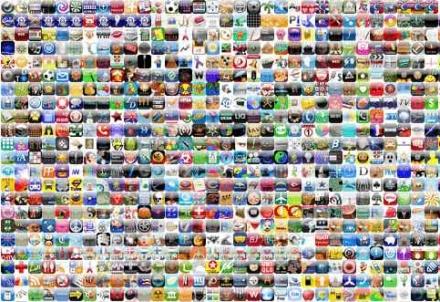 Mur applications appstore AppStore : 15 milliards de téléchargements !