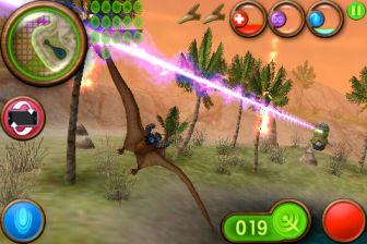 Nanosaur 2 Les bons plans de lApp Store ce mercredi 12 octobre 2011