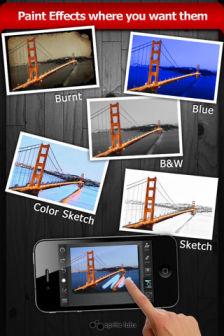Paint FX [EDIT] Les bons plans de lApp Store ce lundi 4 juillet 2011