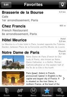 Paris 2Go [Màj] Les bons plans de lApp Store ce jeudi 14 juillet 2011 (Bonnes Apps)