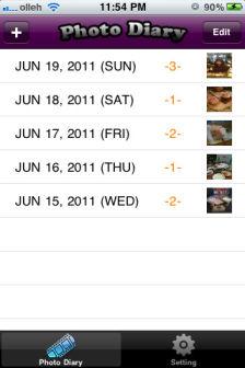 Photo diary Les bons plans de lApp Store ce samedi 9 juillet 2011