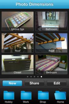 Photo dimensions [EDIT] Les bons plans de lApp Store ce mercredi 6 juillet 2011