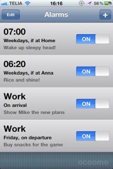 Placeclock Les bons plans de l'App Store ce vendredi 29 juillet 2011