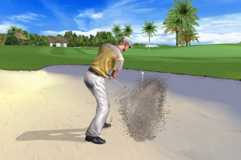 Real Golf 2011 Nombreuses promotions chez Gameloft ce week end