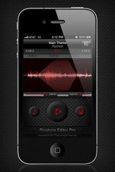 Rington editor Les bons plans de lApp Store ce dimanche 17 juillet 2011