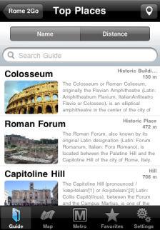 Rome 3Go Les bons plans de lApp Store ce mardi 19 juillet 2011