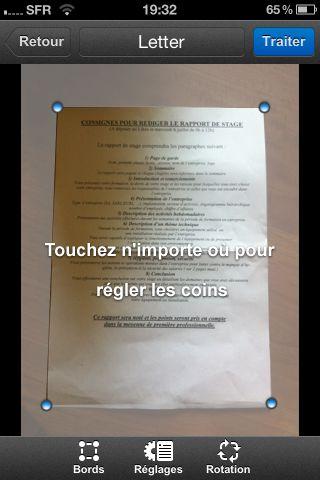 Scanner Pro 2 Test de Scanner Pro   Lapplication de référence pour scanner des documents sur iPhone (5,49€)