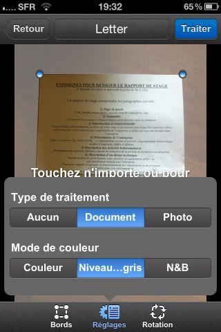 Scanner Pro 3 Test de Scanner Pro   Lapplication de référence pour scanner des documents sur iPhone (5,49€)