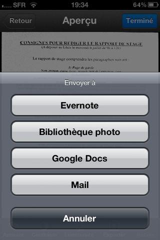 Scanner Pro 4 Test de Scanner Pro   Lapplication de référence pour scanner des documents sur iPhone (5,49€)