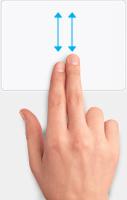 Scroll bas Astuce : Défiler dans le bon sens sur Mac OSX Lion