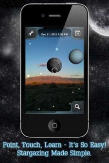 SkyView [Màj] Les bons plans de lApp Store ce dimanche 10 juillet 2011