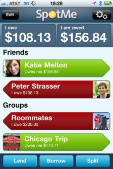 SpotMe [Màj] Les bons plans de lApp Store ce vendredi 15 juillet 2011