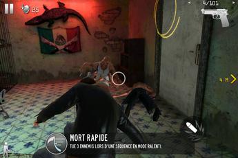 Test 9mm 0008 [Test][+] 9mm, le nouveau jeu de Gameloft à la sauce Max Payne (5,49€)