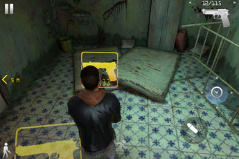 Test 9mm 0009 [Test][+] 9mm, le nouveau jeu de Gameloft à la sauce Max Payne (5,49€)