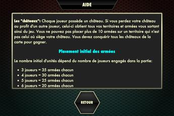 Test Conquist 0003 [Test] [+] Conquist 2, le jeu Risk de liPhone (2,39€)