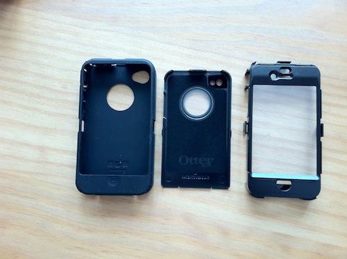Test Defender012 Concours : Une coque Otterbox Defender pour iPhone 4 à gagner (35€)
